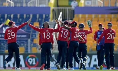ٹی ٹوئنٹی ورلڈ کپ: بنگلہ دیش کا انگلینڈ کو 125 رنز کا ہدف