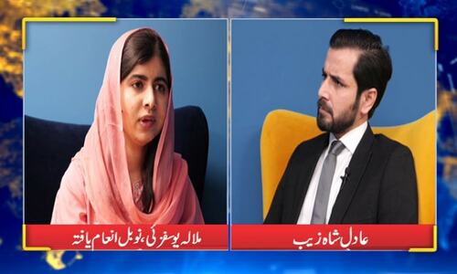 Govt should not 'uplift' local Taliban, says Malala on holding talks with TTP
