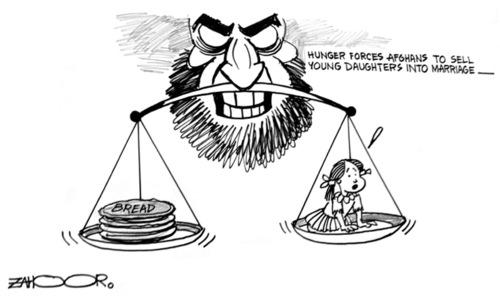 Cartoon: 28 October, 2021