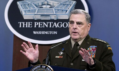 Chinese hypersonic test like a 'Sputnik moment': US general
