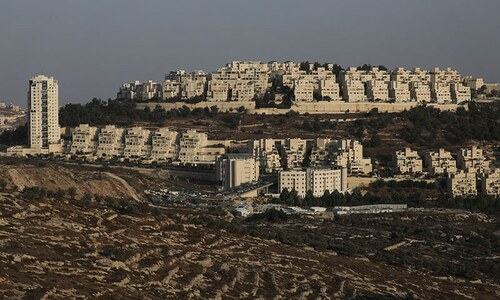 Israel gives final OK to 1,800 West Bank settler homes