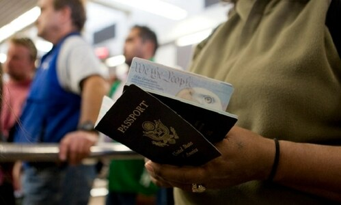 US issues first passport with 'X' gender