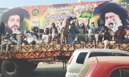 Undeterred, thousands of TLP workers head towards Gujranwala as protest continues for 2nd week