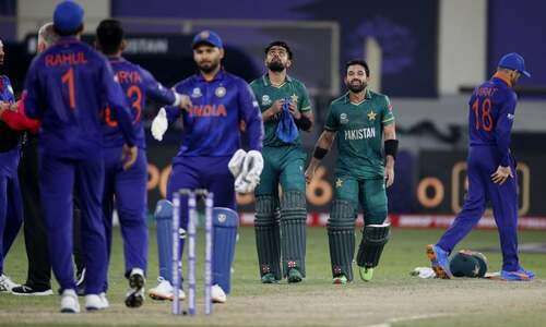 Indian state threatens sedition charges for celebrations of Pakistan's T20 World Cup win