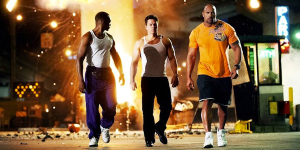 """""""Pain and Gain"""" official movie poster. — Courtesy Photo"""