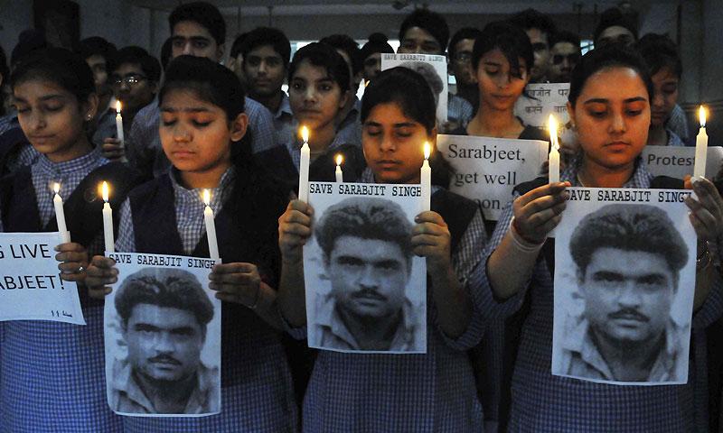 Prisoner at risk: Attack on Sarabjit Singh