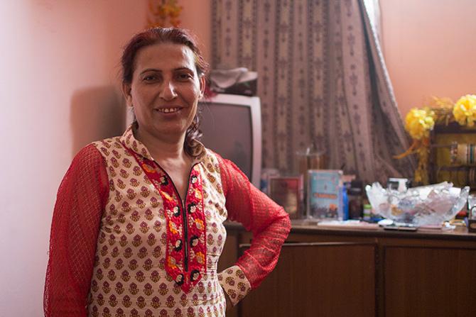 Bindiya Rana. — Photo by Sara Faruqi
