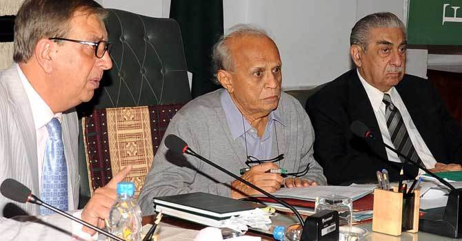 Chief Election Commissioner Fakhruddin G Ibrahim. — File photo