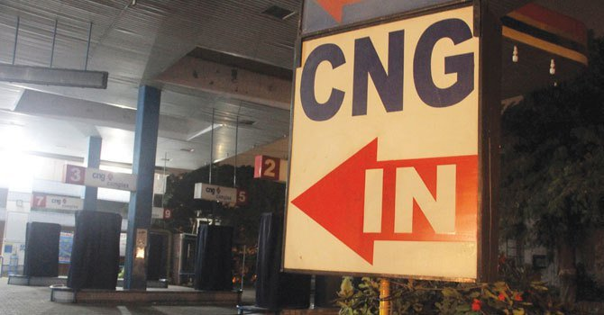 A fine of Rs50,000 will be charged from the non-compliant CNG stations on first violation, which will be doubled on second. — File Photo.