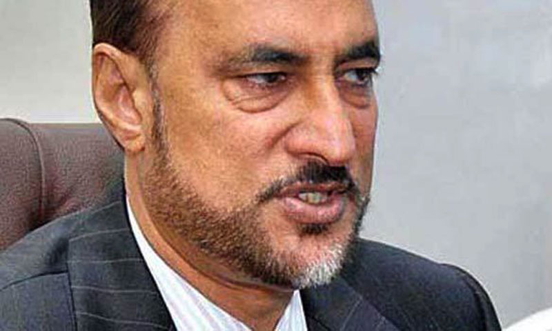 Former law minister Babar Awan.—File Photo