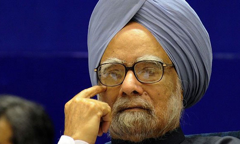 Indian Prime Minister, Manmohan Singh.— File Photo