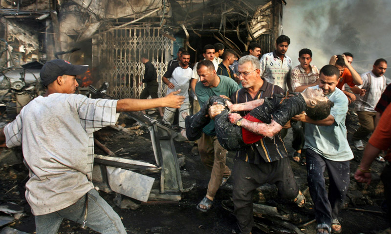 Figures for the May death toll ranged from more than 600, according to the government, to more than 1,000, according to the United Nations, either of which would make the violence the deadliest since 2008.—AP/File Photo