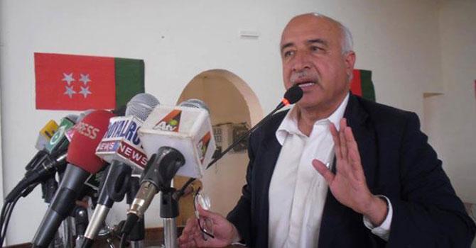Balochistan's Chief Minister-designate, Dr Abdul Malik Baloch. – File Photo