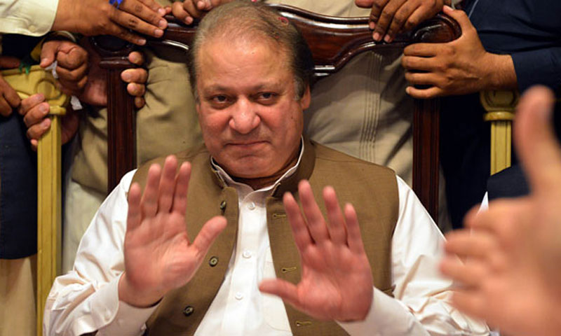 Prime Minister Nawaz Sharif.— File Photo