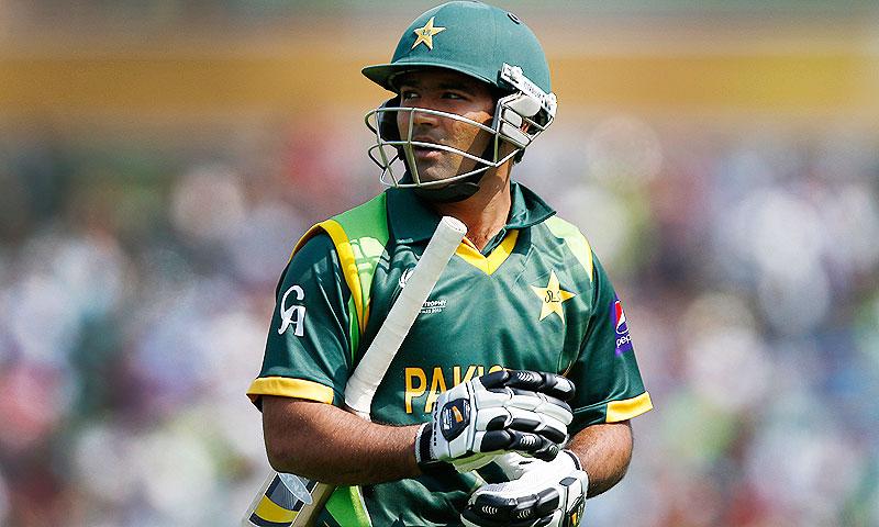 The progress of Asad Shafiq the Test batsman has not been replicated by Asad Shafiq the ODI batsman. -Photo by AP