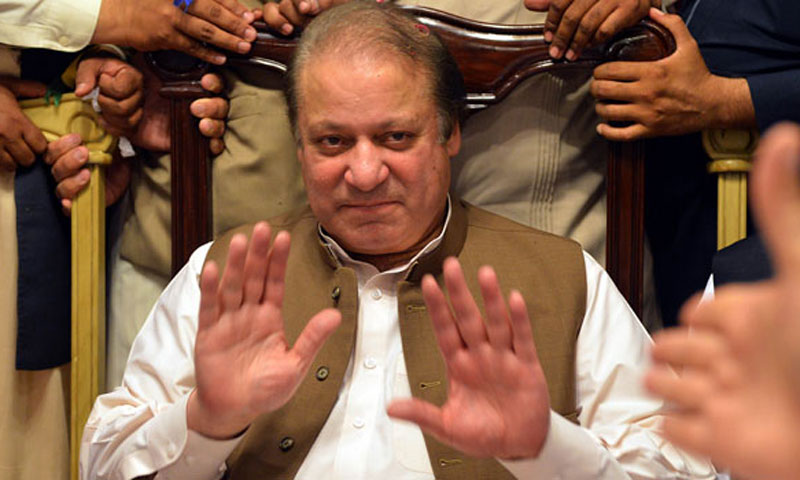 Prime Minister Nawaz Sharif.—File Photo
