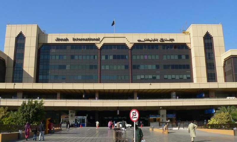 Karachi's Jinnah International Airport. — File photo