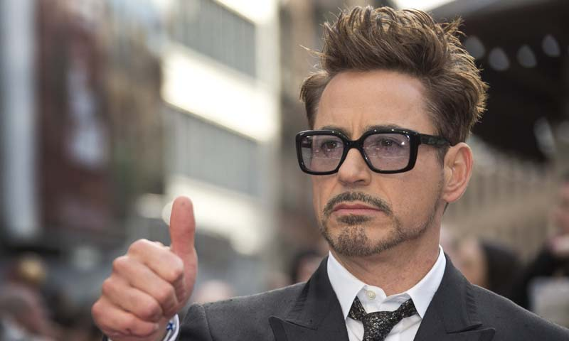 Robert Downey Jr. signs on as Iron Man for next two 'Avengers'