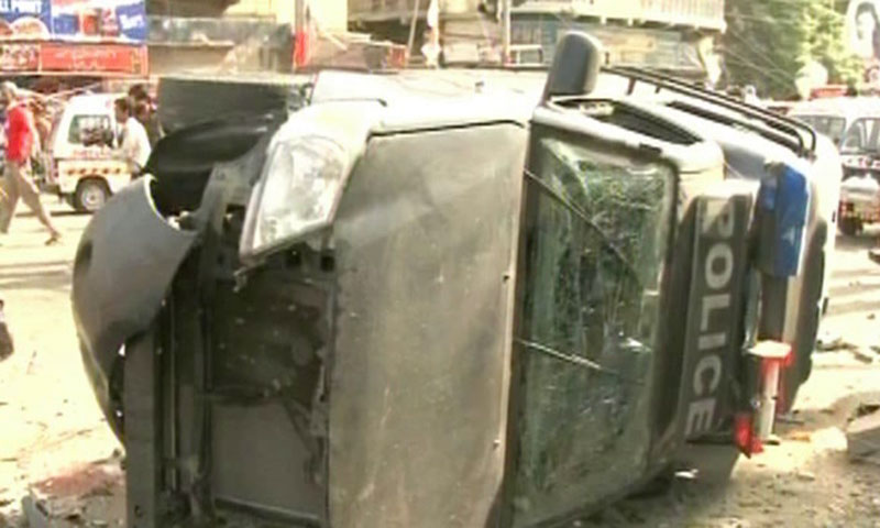 Pakistani Taliban claim attack on SHC judge in Karachi