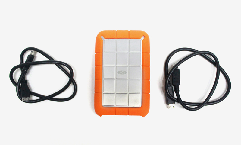 Inspect-a-gadget: LaCie Rugged Hard Drive Triple USB 3.0