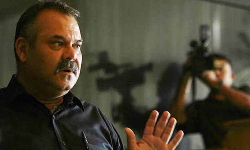 Whatmore, who took over as Pakistan coach in March last year, said his tenure had both good and bad times. -File photo by AFP