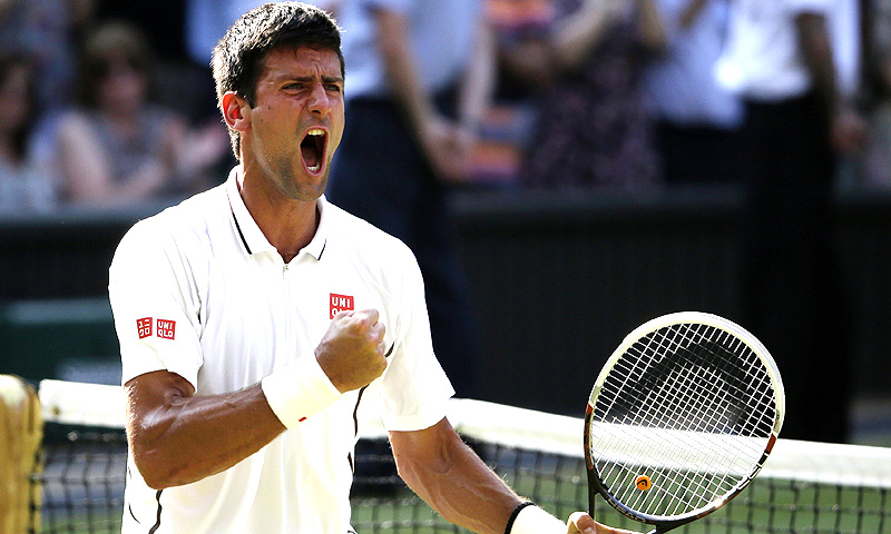 Djokovic wins another epic to set up Murray finale