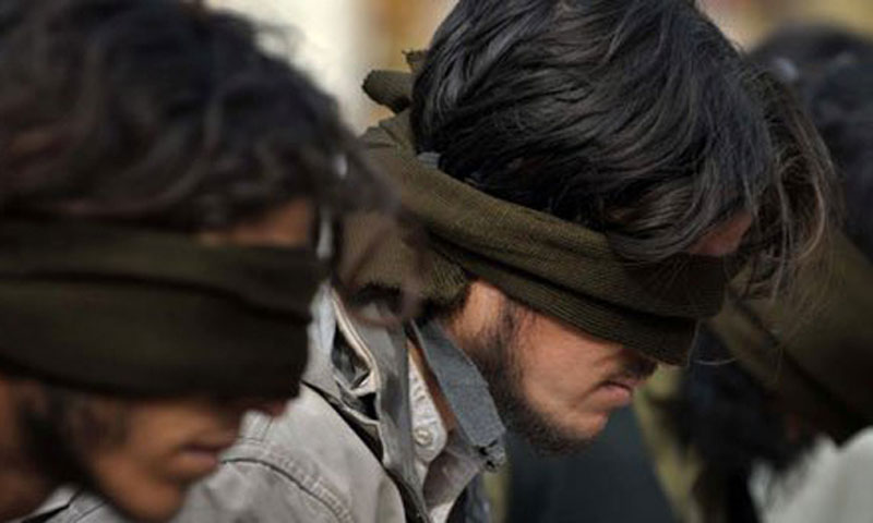 Officials identified the suspected militants as key commanders of the Tehrik-i-Taliban Pakistan's Mohmand chapter.—File Photo
