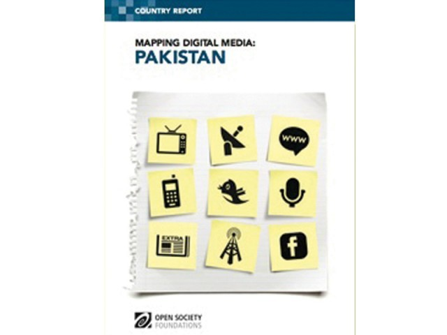 Funded by the Open Society Foundations, the digital media report is written and edited by Huma Yusuf. — Courtesy Photo