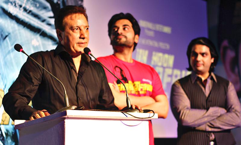 Javed Sheikh, Humayun, Shahzad Nasib  — MK