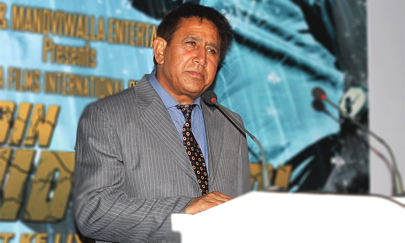 Shafqat Cheema — MK