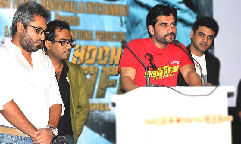 Syed Ali Raza, Humayun, Vasay— MK