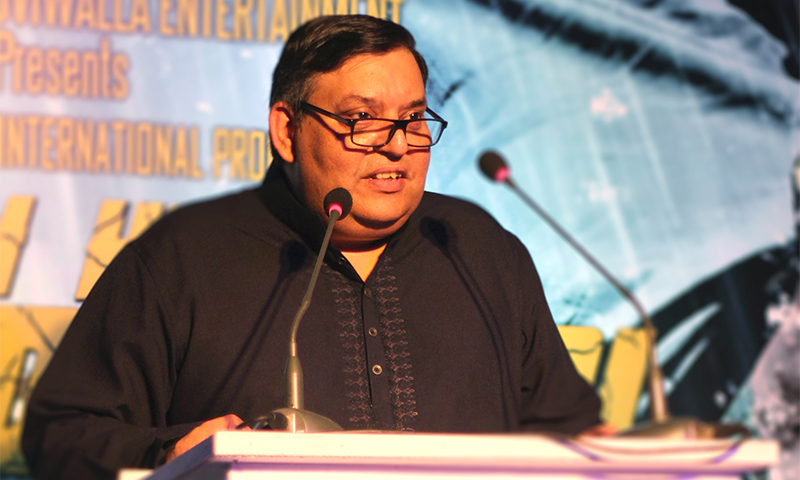 Nadeem Mandviwalla— MK