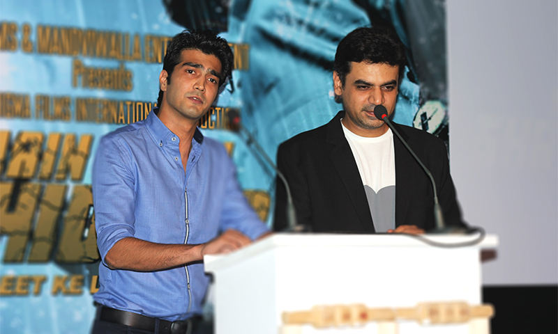 Shahzad Sheikh, Vasay Chaudhry — MK