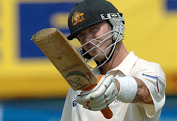 Damien Martyn - Photo by AFP