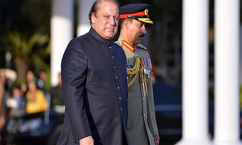 Despite promises to talk, PM Nawaz gets tough on insurgents