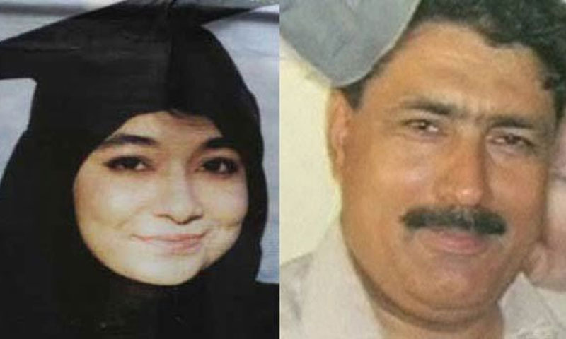 Earlier this month, Pakistani media reported that the US had offered Pakistan to sign a prisoner exchange agreement, calling for a release of Pakistani prisoner Dr Shakil Afridi in exchange for the release of Dr Aafia Siddiqui.—File Photo