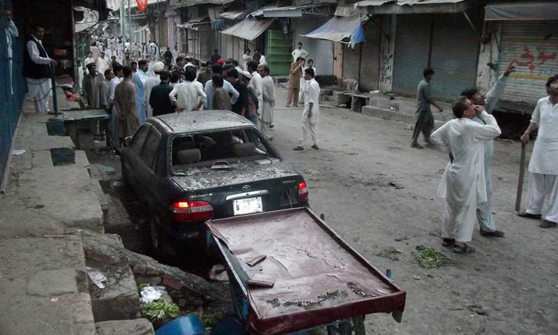 Death toll in Parachinar blasts rises to 57