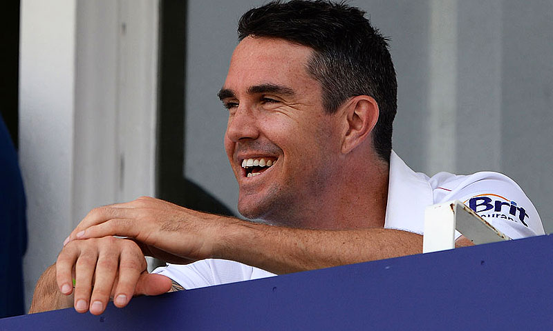 Kevin Pietersen. -File photo by AFP