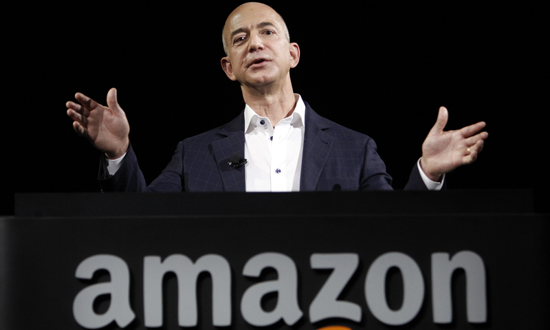 Amazon's Bezos to buy the Washington Post for $250 million
