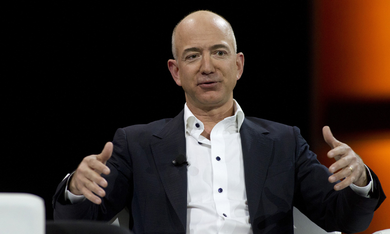 Can Amazon CEO ship online savvy to Washington Post?