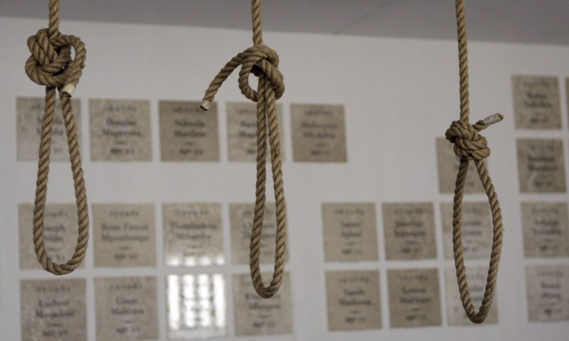 Not a single civilian has been hanged in Pakistan since a presidential order in 2008 imposed a moratorium on the death penalty.—AP/File Photo