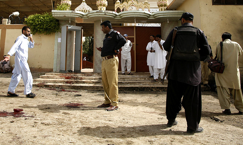 Ten killed in Quetta during Eidul Fitr prayers