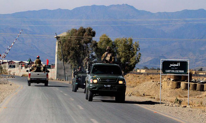 Pak Army enters Chilas to conduct targeted operation