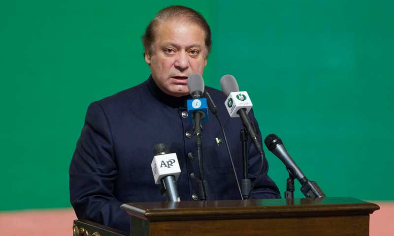 PM vows to defeat terror, turn Pakistan into cradle of peace
