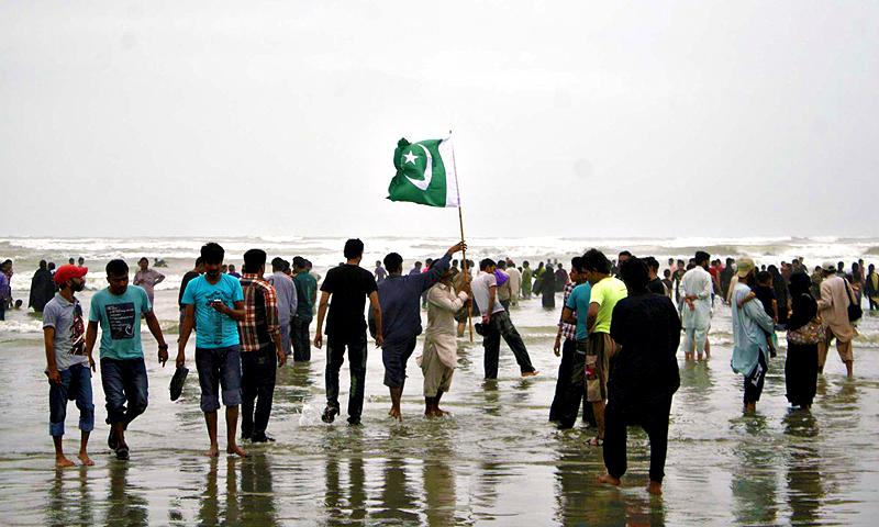 Karachi. -Photo by PPI
