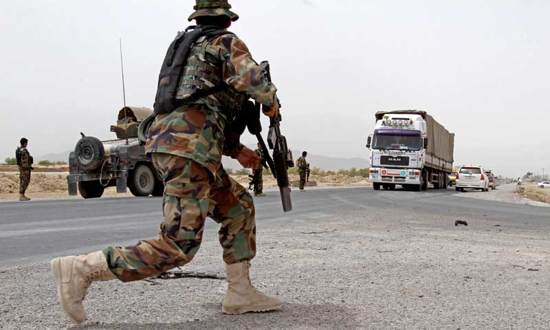 Attacks leave 17 civilians dead in Afghanistan