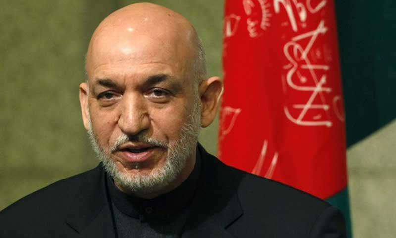 Afghan President Hamid Karzai. — File Photo