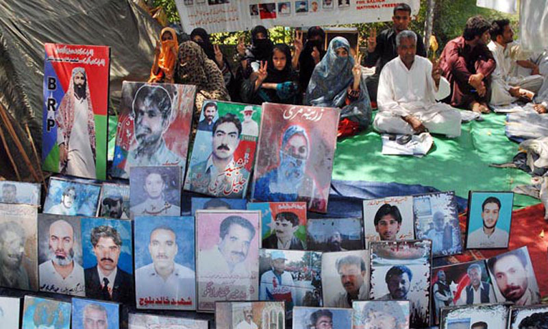 "In July, Pakistan's attorney general admitted that more than 500 ""disappeared"" persons are in custody of security agencies. –File Photo"
