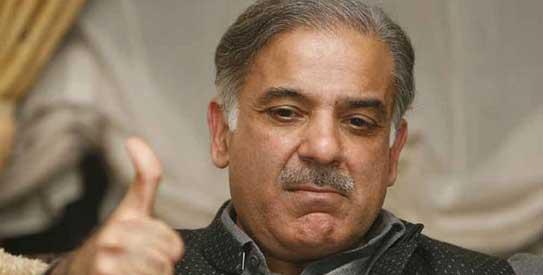 Chief Minister Shahbaz Sharif - File Photo