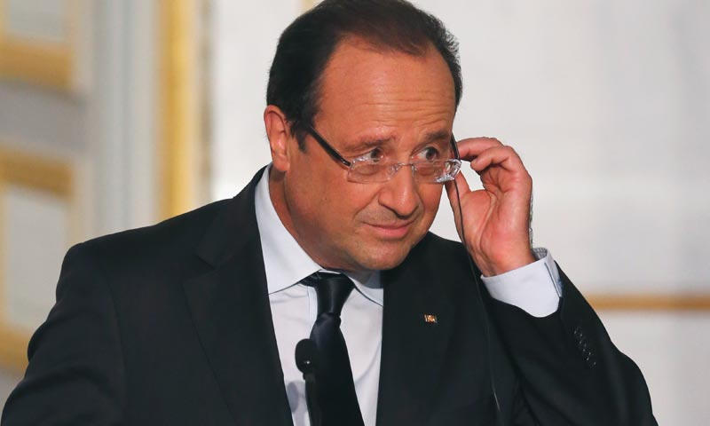 French leader to await US Congress vote on Syria